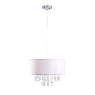 Everly Quinn Filton 3-Light Pendant