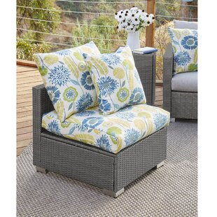 Mcmanis Patio Chair With Cushion by Ivy Bronx Great Reviews