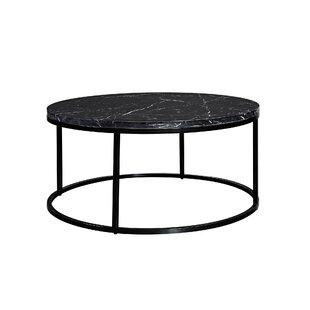 Brayden Studio Louisa Round Coffee Table
