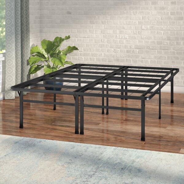 Alwyn Home Smartbase Bed Frame Reviews Wayfair