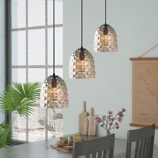 Liberty 3-Light Cluster Pendant by Mistana