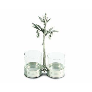 Olive Grove Condiment Set
