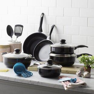 Wayfair Basics 22 Piece Nonstick Cookware Set by Wayfair Basics™
