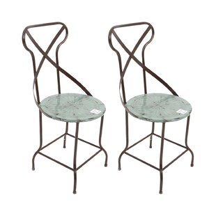 Craybrough Bar Stool (Set Of 2) By Borough Wharf