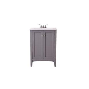 Miltonsburg 24 Single Bathroom Vanity Set ByAndover Mills