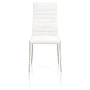 Arche Solid Back Side Chair (Set of 2)
