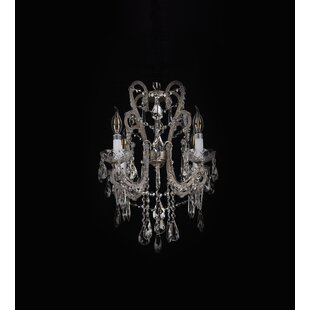 Riddleville 4-Light Candle Style Chandelier by Astoria Grand