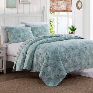 Khloe 100% Cotton 3 Piece Quilt Set