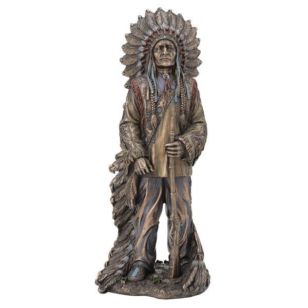 Native American Indian Statues Wayfair