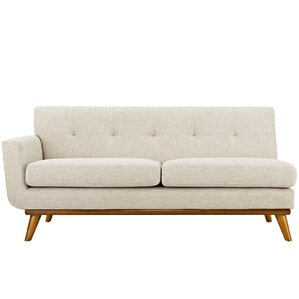 Saginaw Loveseat by Corrigan Studio