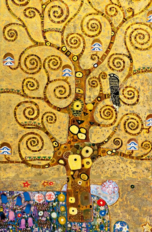 Ideal Decor Tree Of Life Wall Mural Part 82