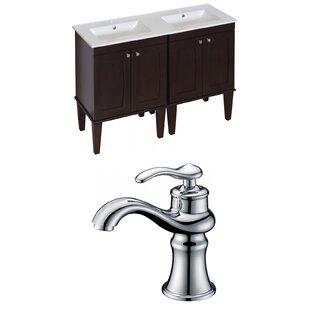 Rosehill Floor Mount 48 Single Bathroom Vanity Set By Winston Porter