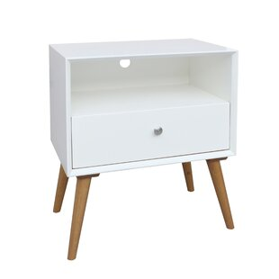Latitude Run Eoin End Table with Storage