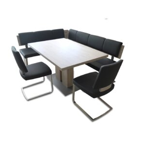 4 Piece Dining Set by Wossner