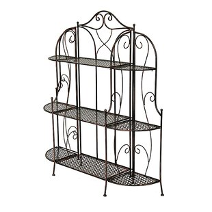 Steel Baker's Rack by Heather Ann Creations