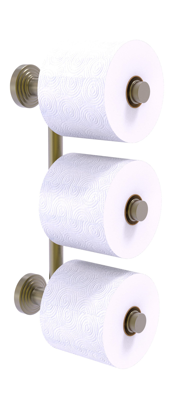 Charlton Home Beresford Wall Mount Toilet Paper Holder Wayfair