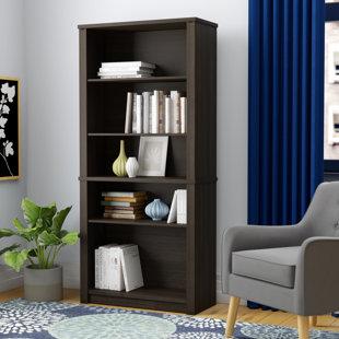 Karyn Standard Bookcase by Lat..