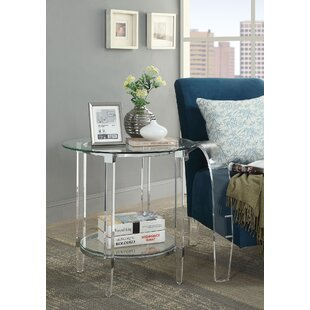 Salter End Table by Everly..