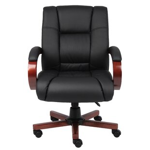 Paulin Executive Chair by Symple Stuff