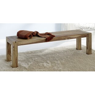 Nieves Dining Bench By Natur Pur