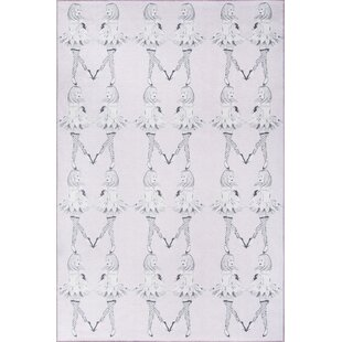 Comparison Dancing Girls Lilac Area Rug By Novogratz