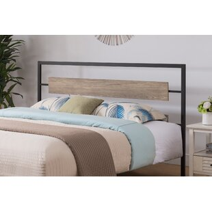 Mercedes Slat Headboard by Union Rustic
