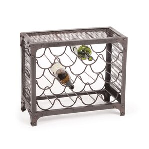 farryn 12 bottle tabletop wine rack - Wine Rack Table