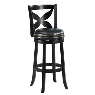 Livingston 29 Swivel Bar stool Cushion by Mintra