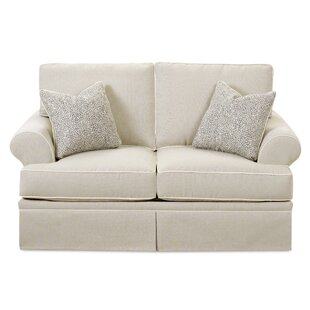 Francis Loveseat by Klaussner Furniture 2019 Coupon
