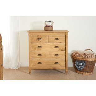 Ozella 5 Drawer Chest By Alpen Home