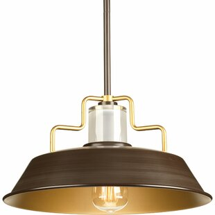 17 Stories Estevao 1-Light Inverted Pendant