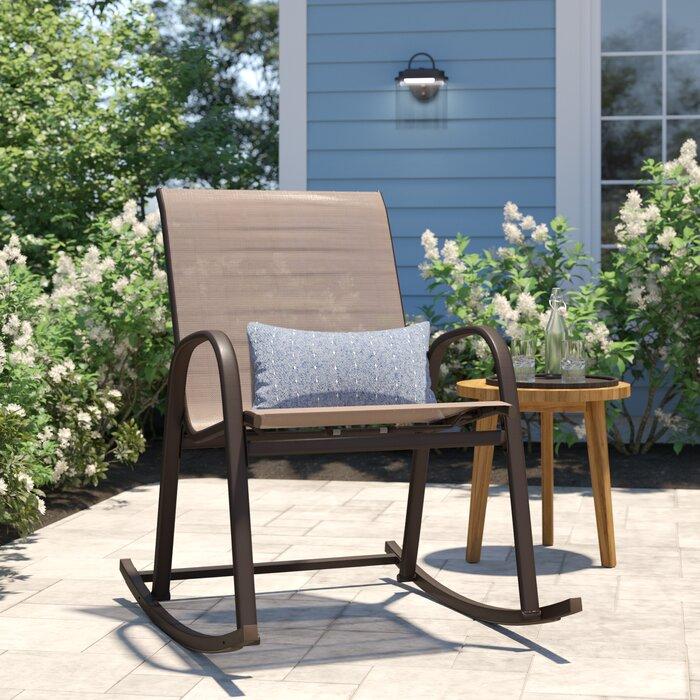 Ebern Designs Keanu Rocking Chair