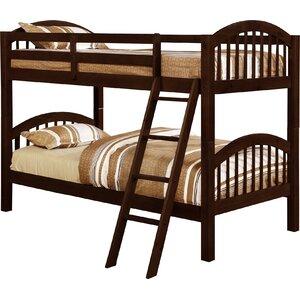 Mireya Twin over Twin Bunk Bed