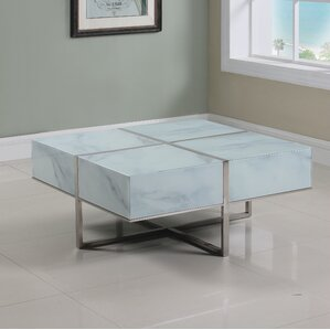 Tiyrene Coffee Table by Orren Ellis