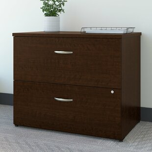Comparison Lateral Filing Cabinet by Bush Business Furniture