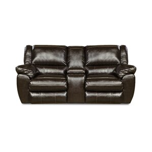 Latitude Run Simmons Upholstery Lena Motion Reclining Sofa Image