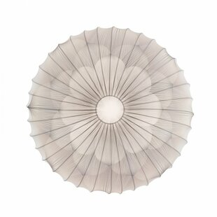 Bui Flower 1-Light Flush Mount