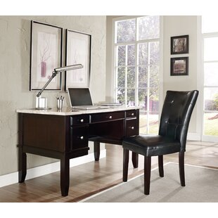 Chloe Executive Desk by Latitude Run Cool