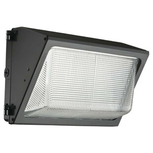 MWLIGHTING 75 Watt LED Outdoor Security W..