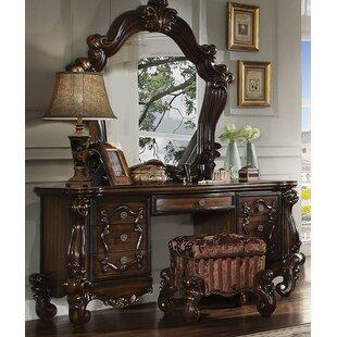 A&J Homes Studio Royal Vanity Desk