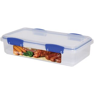 Meat Keeper 142 Oz. Food Storage Container
