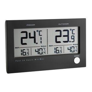 Twin Display Thermometer By Symple Stuff