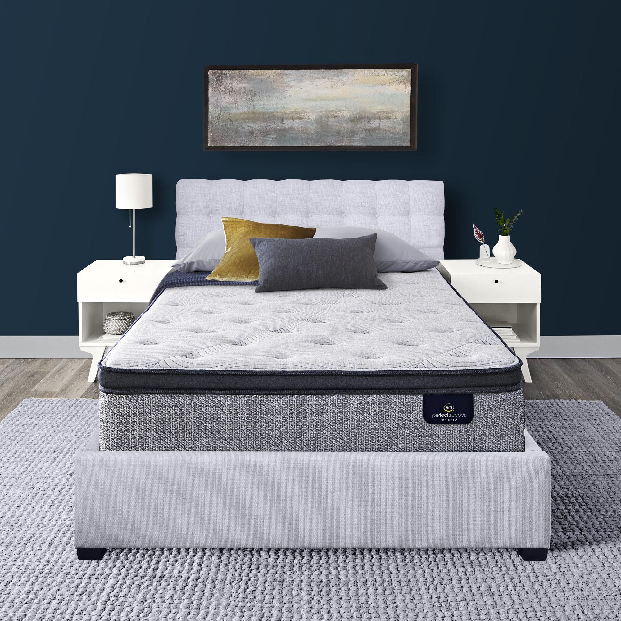 """Serta Perfect Sleeper 15"""" Standale II Firm Pillow Top Mattress"""