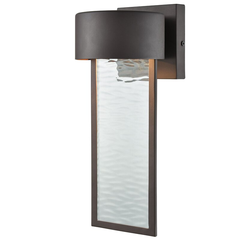Confer 1-Light Outdoor Sconce  sc 1 st  Birch Lane & Confer 1-Light Outdoor Sconce u0026 Reviews | Birch Lane azcodes.com