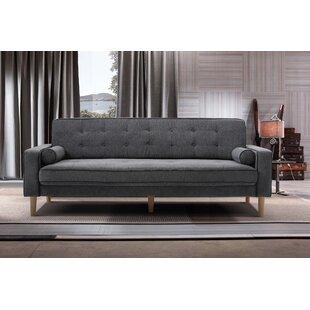 Maisie Modern Linen Sofa