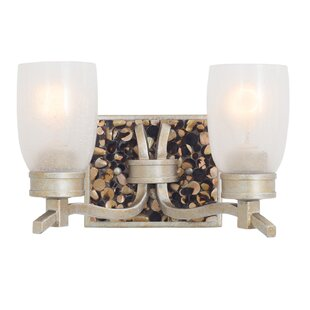 Kalco Largo 2-Light Vanity Light