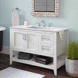 Caoimhe 42 Single Bathroom Vanity Set by Beachcrest Home