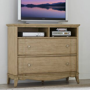 Doric 2 Drawer Chest by August Grove