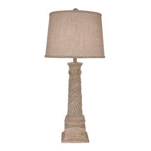 Swanton Banana Leaf 31 Table Lamp