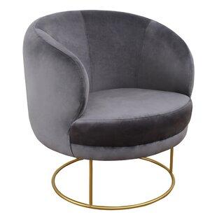 Holloman Barrel Chair by Mercer41